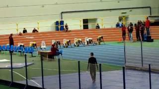 Чемпіонат України серед юніорів Біг на 60 м Фінал