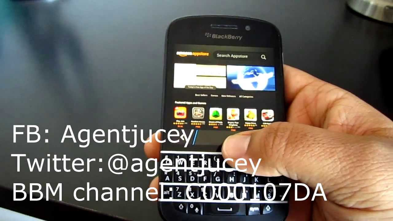 Install ANY ANDROID APPS APK's to Blackberry Q10/Z10/Q5/Z30 (NO BAR FILES  NEEDED)
