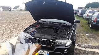 DÉCALAMINAGE SUR BMW X3 2.0D par Bassevelle Auto Services