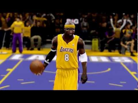 NBA 2K12 Baller I D - Brandon James