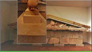 Greece  - Olympia  - Archaeoloogical  Museum -  2016.  in (4K)