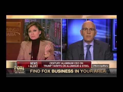Stocks PLUNGE After President Trump Announces Tariffs