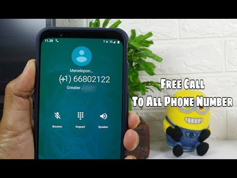 How To Free Call To Other Cellphones And Landlines