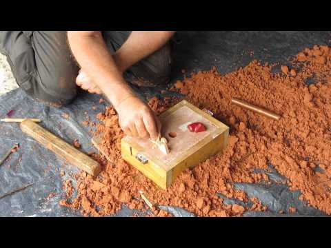 Metal Casting at Home Part 28 Brass & Electric Furnace