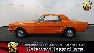 903-NDY 1965 Ford Mustang