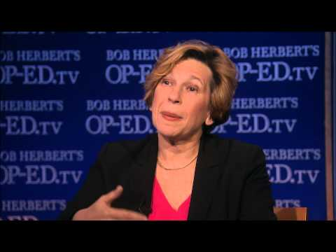 Bob Herbert's Op-Ed.TV: AFT's Randi Weingarten on improving