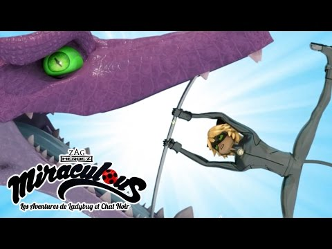 Miraculous Ladybug 🐞 Guitar Vilain 🐞 Les aventures de Ladybug et Chat Noir