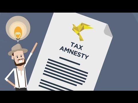 Apa itu Tax Amnesty (Amnesty pajak)