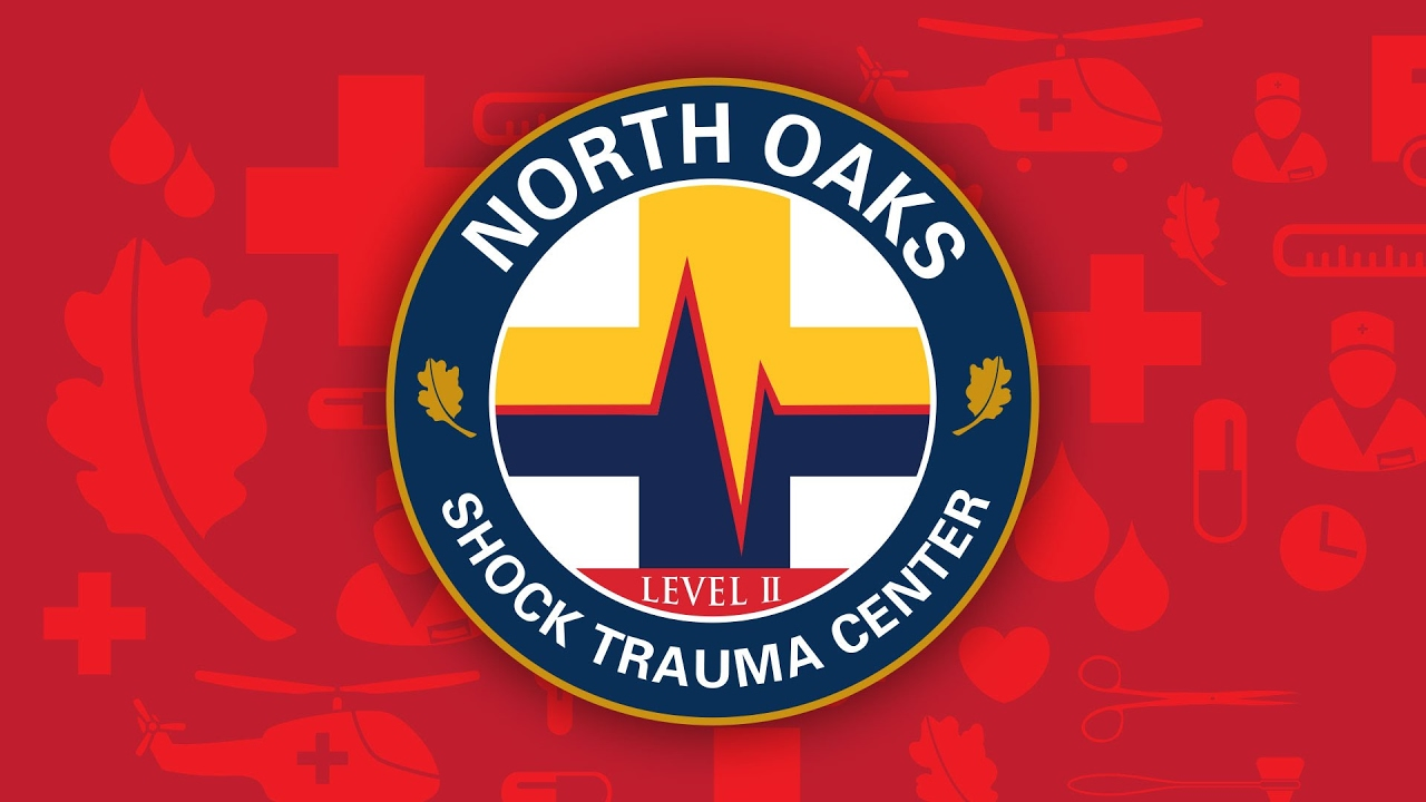 North Oaks Medical Center Level II Trauma Center - YouTube