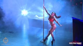 Miss Pole Dance Victoria 2017 _  Yasmin Veronica