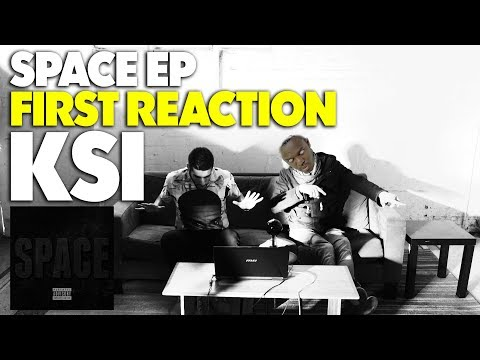 KSI - SPACE EP FIRST REACTION REVIEW (JUNGLE BEATS)