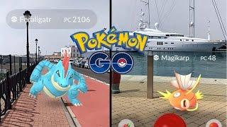 RECOLECTANDO POLVOESTELARES CON SORPRESA! [Pokémon GO-davidpetit]