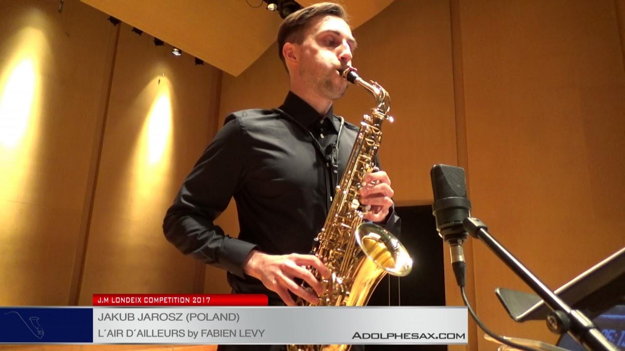 Londeix 2017 - Semifinal - Jakub Jarosz (Poland) - L'air d'ailleurs by Fabien Levy
