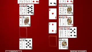 Hoyle Card Games 2002: Solitaire - Fortress