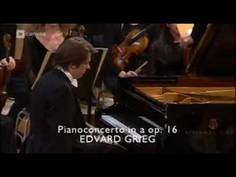 Severin von Eckardstein - Grieg Piano Concerto Mov1