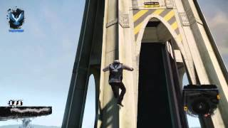 How To Climb The SPACE NEEDLE! | Infamous Second Son