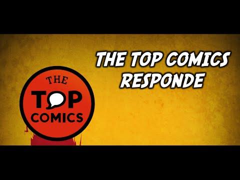 The Top Comics Preguntas y Respuestas 1