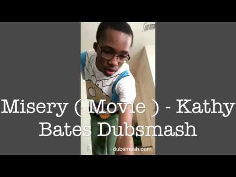 Misery 1990 ( Movie ) - Kathy Bates Dubsmash