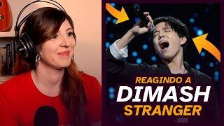 Download Reagindo a DIMASH - STRANGER   Mari na Plateia S2E10
