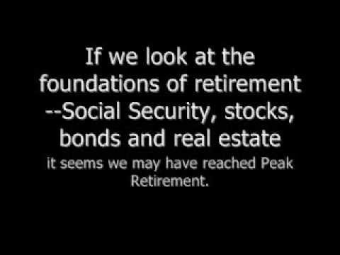 Are We Approaching Peak Retirement?