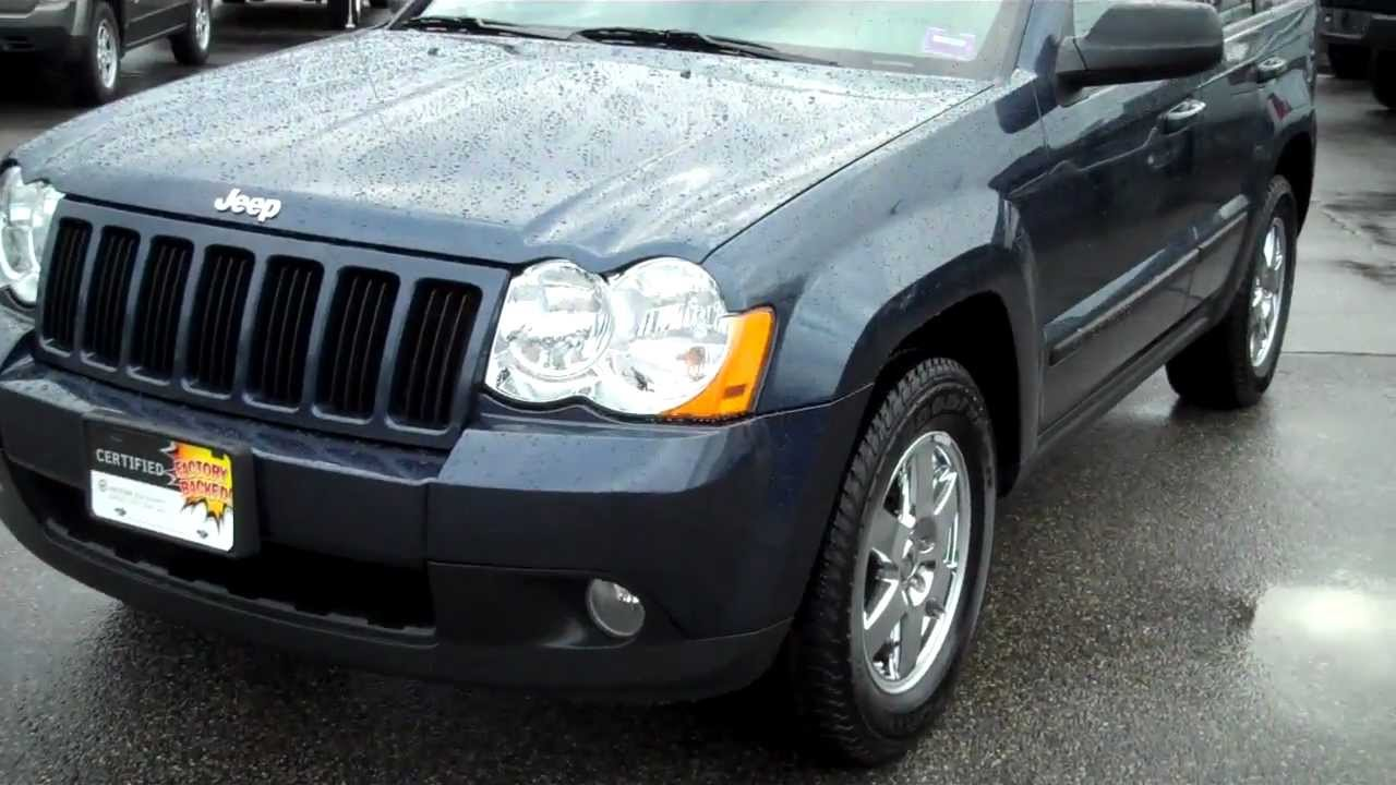 Best priced used 2008 jeep grand cherokee southern maine for Southern maine motors saco maine