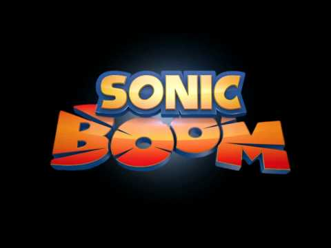 Sonic Boom Game - Reveal Trailer Music
