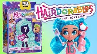 Hairdorables • Niespodzianki • Moja pierwsza laleczka • unboxing