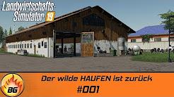 Landwirtschafts-Simulator 19 - BG FARM