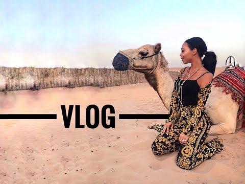 DUBAI & ABU DHABI GIRLS TRIP VLOG