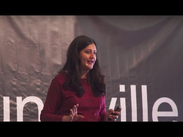 The Power Of Media For An Inclusive World | Srividya Ramasubramanian | TEDxLeeCollegeHuntsville