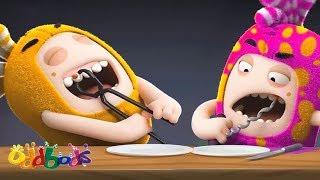 Oddbods Full Episode - Oddbods Full Movie   Teeth   Funny Cartoons For Kids