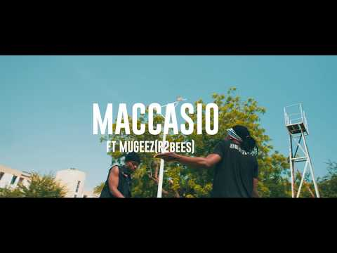 Maccasio ft Mugeez (R2Bees) - Dagomba Girl (Official Video)