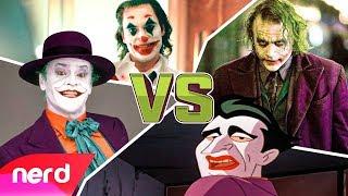Baixar The Joker Rap Battle by #NerdOut ft. Dan Bull, VideoGameRapBattles & Dreaded Yasuke