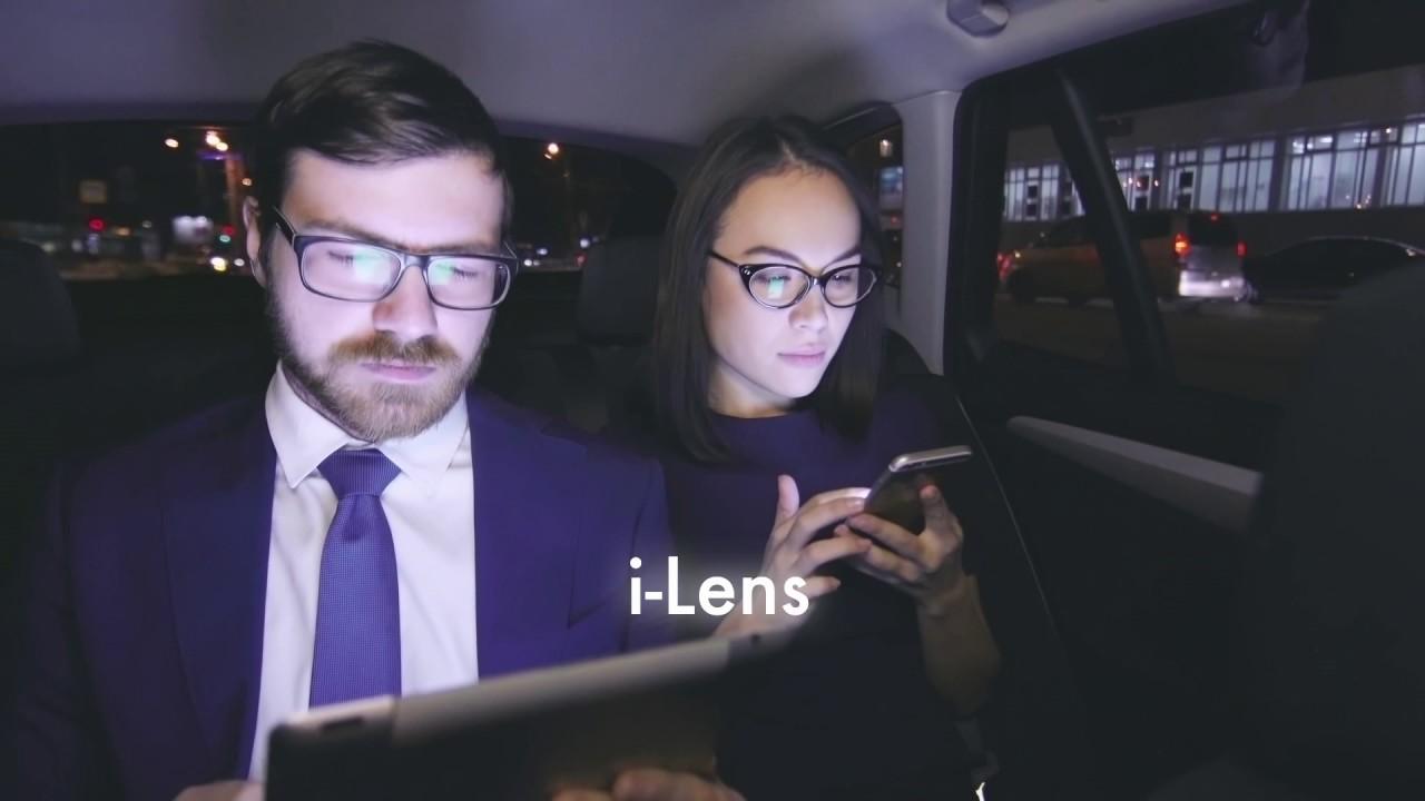 89cc80d57 Protégete de la luz azul y de la fatiga visual con i-Lens - YouTube
