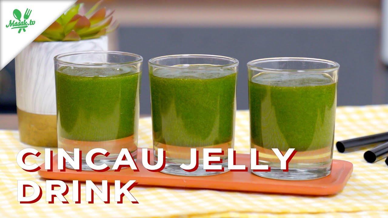 Cincau Jelly Drink