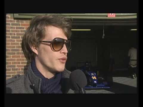 Formula Palmer Audi Pre-Race documentary : Julien Gerbi and Kazim Vasiliauskas