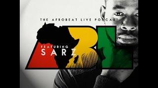 SARZ @BeatsbySarz  Interview at the Afrobeat Live (EP2 - 2016)