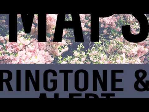 Maroon 5 - Maps Ringtone and Alert.