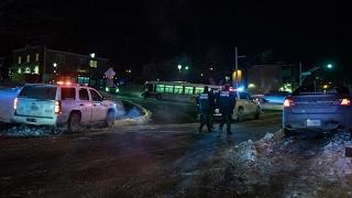 Canada  Deadly shooting at Quebec City mosque