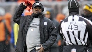 Every Mike Tomlin Unsuccessful Challenge (2011-2018)