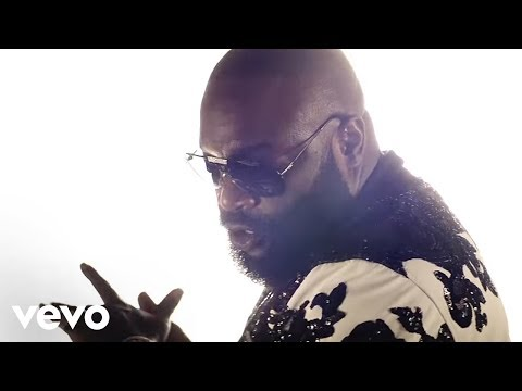 Screen shot of Rick Ross ft Chris Brown Sorry music video