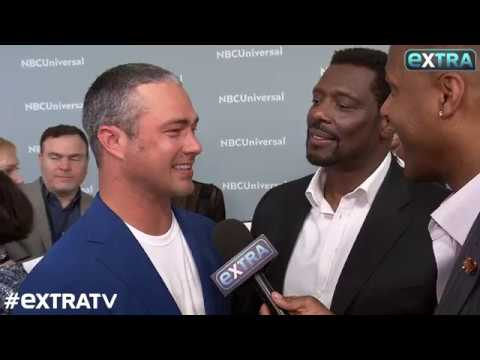 Taylor Kinney and Eamonn Walker on  'Chicago Fire' Season 7!