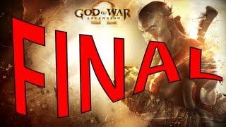 God of War : Ascension - FINAL ÉPICO! [ Playthrough em PT-BR ]