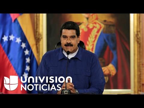 El presidente Nicolás Maduro emite orden para sacar del aire a CNN