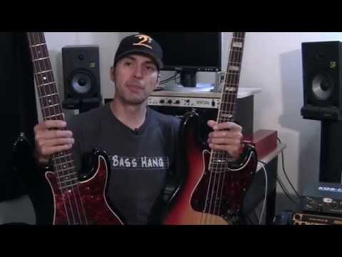 Download Youtube: Fender Precision or Fender Jazz Bass