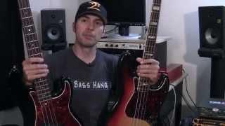 fender precision or fender jazz bass