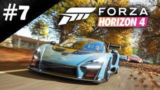 #7 WYŚCIG POKAZOWY - POCIĄG  Forza Horizon 4 PL Gameplay PL / XBOX ONE X