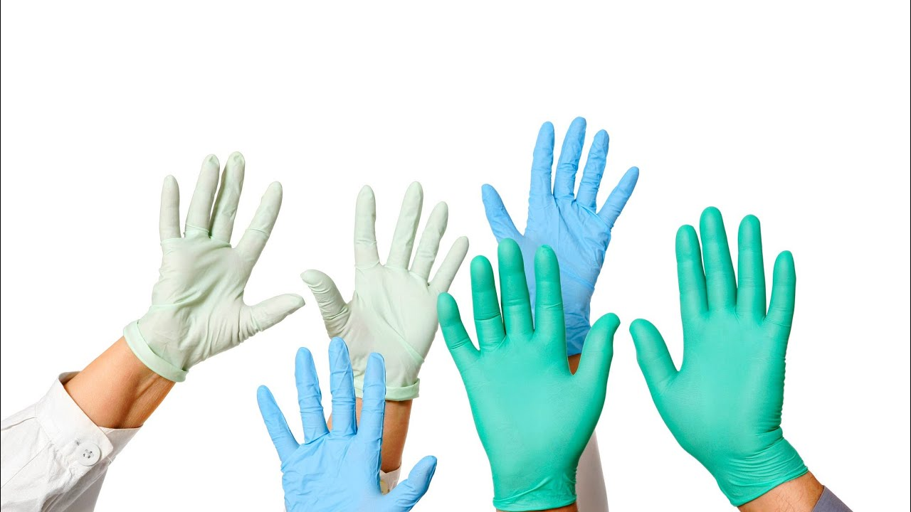 Wearing Gloves, Personal Protective Equipment, and the Use of Disinfectants