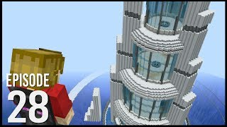 Hermitcraft 6: Episode 28 - BUILD PROGRESS!