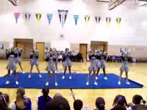 middle school cheerleaders free pics of blondes